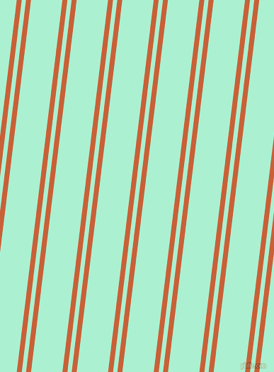 83 degree angle dual stripes lines, 7 pixel lines width, 6 and 44 pixel line spacing, dual two line striped seamless tileable