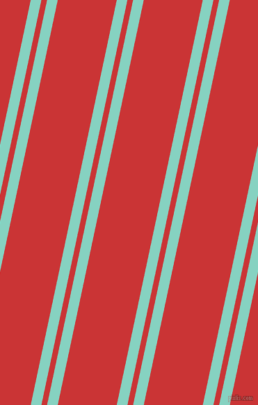 78 degree angles dual stripes line, 15 pixel line width, 8 and 83 pixels line spacing, dual two line striped seamless tileable