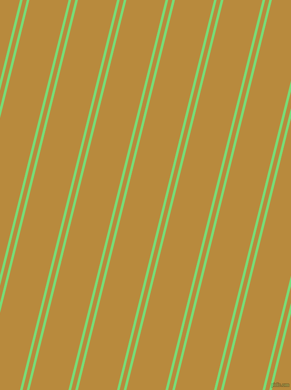 76 degree angle dual stripe line, 5 pixel line width, 8 and 75 pixel line spacing, dual two line striped seamless tileable