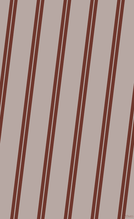 83 degree angles dual striped line, 13 pixel line width, 4 and 77 pixels line spacing, dual two line striped seamless tileable