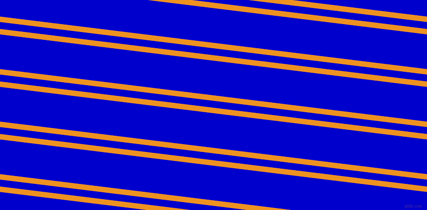 173 degree angle dual stripes lines, 11 pixel lines width, 14 and 70 pixel line spacing, dual two line striped seamless tileable