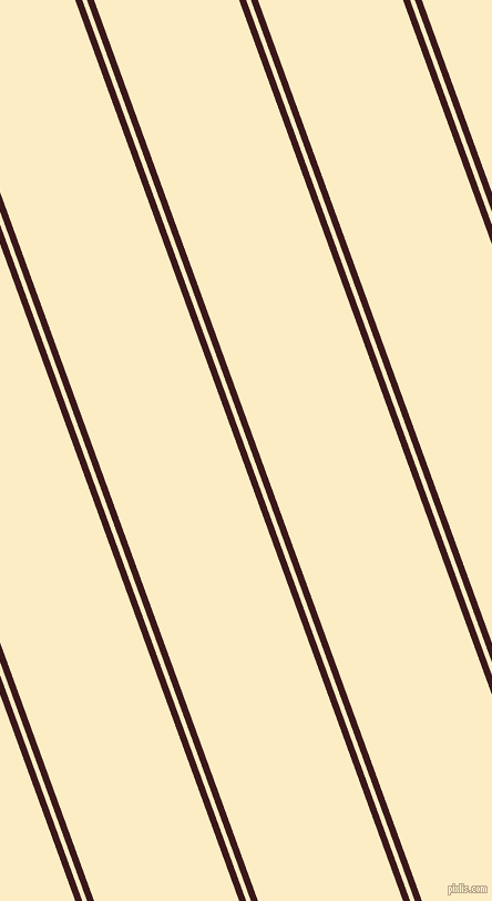 110 degree angle dual stripes lines, 6 pixel lines width, 4 and 123 pixel line spacing, dual two line striped seamless tileable
