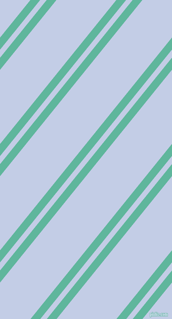 51 degree angles dual stripe lines, 15 pixel lines width, 10 and 92 pixels line spacing, dual two line striped seamless tileable