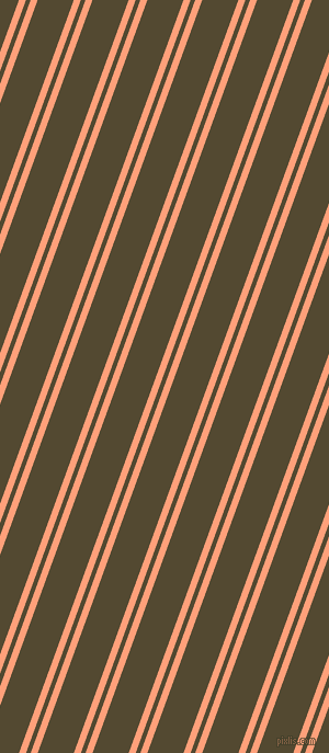 70 degree angle dual stripes line, 6 pixel line width, 4 and 31 pixel line spacing, dual two line striped seamless tileable