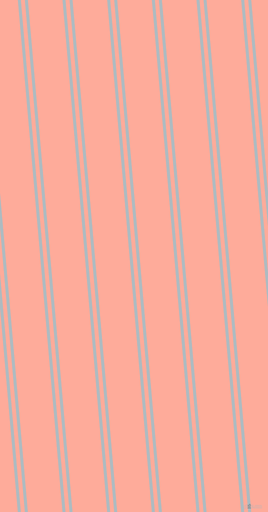 95 degree angles dual stripe line, 6 pixel line width, 8 and 69 pixels line spacing, dual two line striped seamless tileable