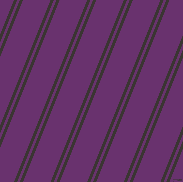 68 degree angles dual stripes lines, 12 pixel lines width, 10 and 104 pixels line spacing, dual two line striped seamless tileable