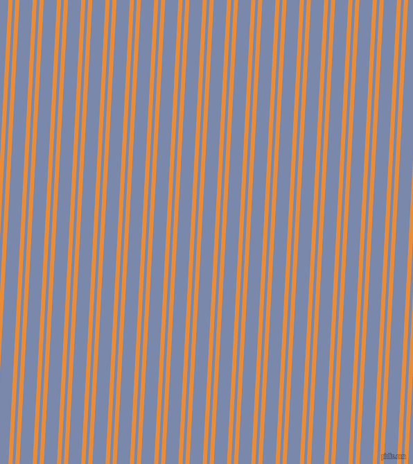 87 degree angle dual stripes lines, 6 pixel lines width, 4 and 19 pixel line spacing, dual two line striped seamless tileable