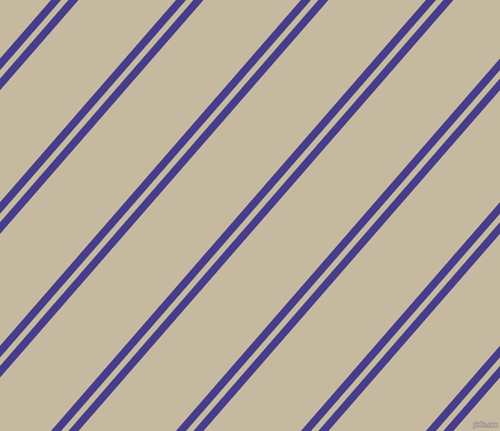 49 degree angles dual striped lines, 11 pixel lines width, 8 and 106 pixels line spacing, dual two line striped seamless tileable