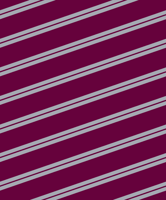 19 degree angles dual stripe line, 12 pixel line width, 4 and 61 pixels line spacing, dual two line striped seamless tileable