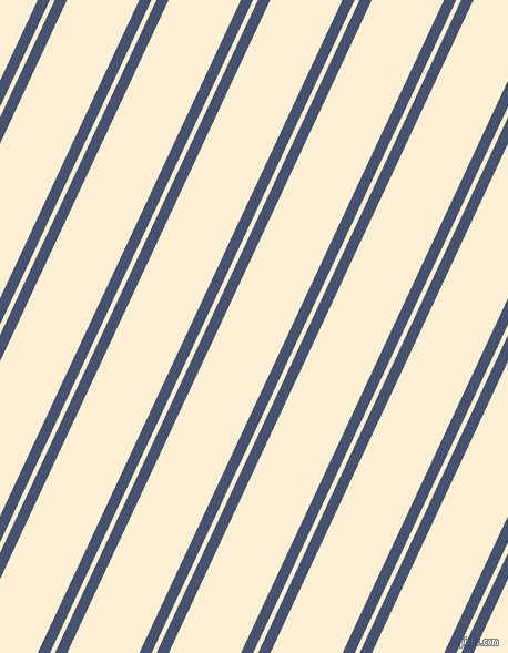 65 degree angle dual striped line, 10 pixel line width, 4 and 59 pixel line spacing, dual two line striped seamless tileable