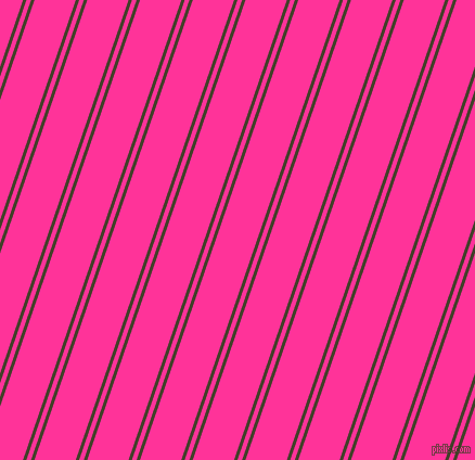 71 degree angle dual stripes lines, 3 pixel lines width, 4 and 36 pixel line spacing, dual two line striped seamless tileable