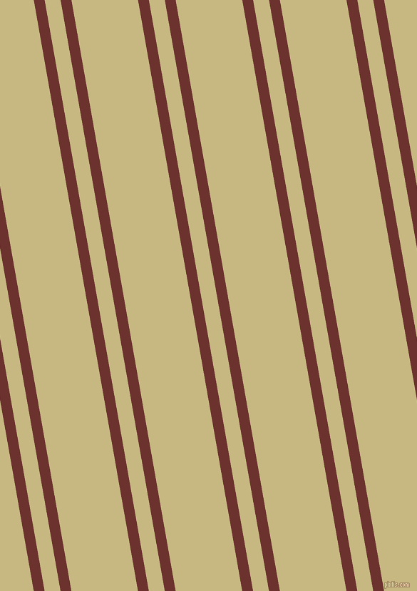 100 degree angles dual striped line, 15 pixel line width, 22 and 92 pixels line spacing, dual two line striped seamless tileable