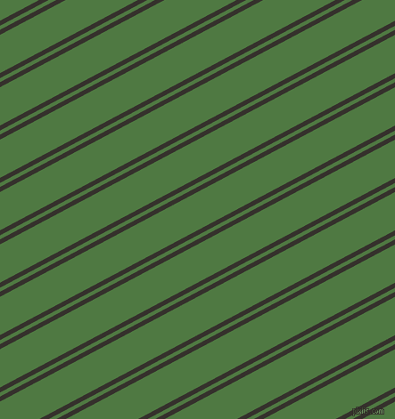 28 degree angle dual stripe lines, 5 pixel lines width, 4 and 38 pixel line spacing, Acadia and Fern Green dual two line striped seamless tileable