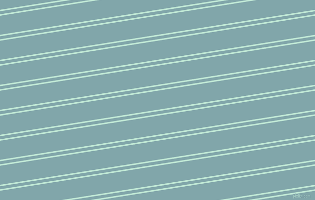 9 degree angle dual stripes lines, 3 pixel lines width, 6 and 38 pixel line spacing, Aero Blue and Ziggurat dual two line striped seamless tileable