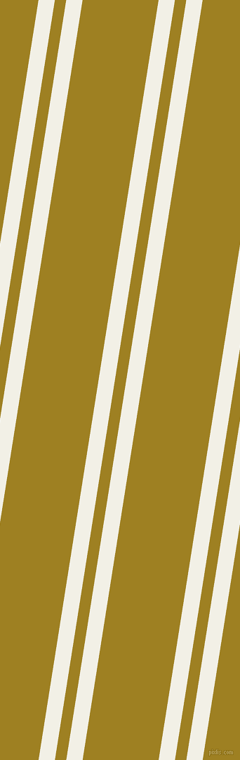 81 degree angle dual stripe lines, 23 pixel lines width, 16 and 107 pixel line spacing, Alabaster and Hacienda dual two line striped seamless tileable
