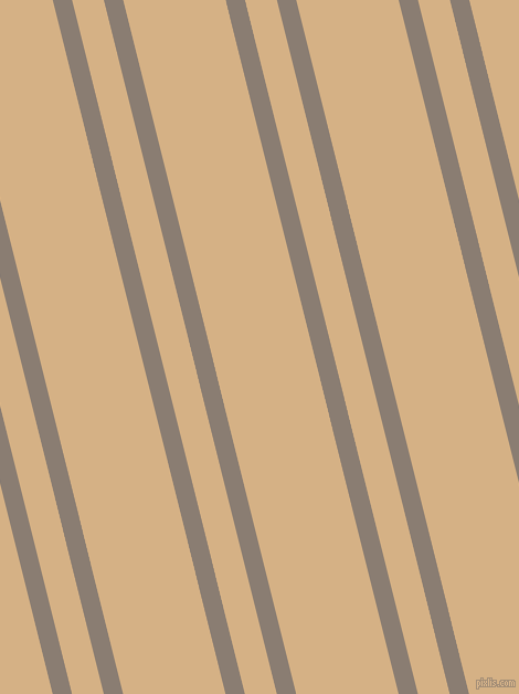 104 degree angle dual stripe line, 17 pixel line width, 28 and 90 pixel line spacing, Americano and Calico dual two line striped seamless tileable