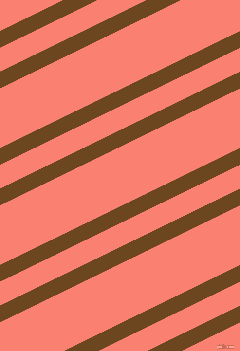 26 degree angles dual stripes line, 31 pixel line width, 44 and 110 pixels line spacing, Antique Brass and Salmon dual two line striped seamless tileable