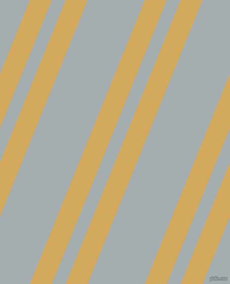 68 degree angles dual striped line, 41 pixel line width, 26 and 107 pixels line spacing, Apache and Gull Grey dual two line striped seamless tileable