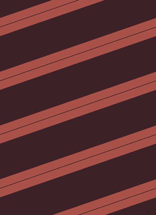 19 degree angles dual stripes line, 29 pixel line width, 2 and 118 pixels line spacing, Apple Blossom and Temptress dual two line striped seamless tileable
