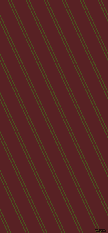 115 degree angles dual striped line, 3 pixel line width, 6 and 43 pixels line spacing, Army green and Burnt Crimson dual two line striped seamless tileable