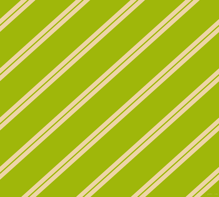 42 degree angles dual striped line, 14 pixel line width, 4 and 89 pixels line spacing, Astra and Citrus dual two line striped seamless tileable