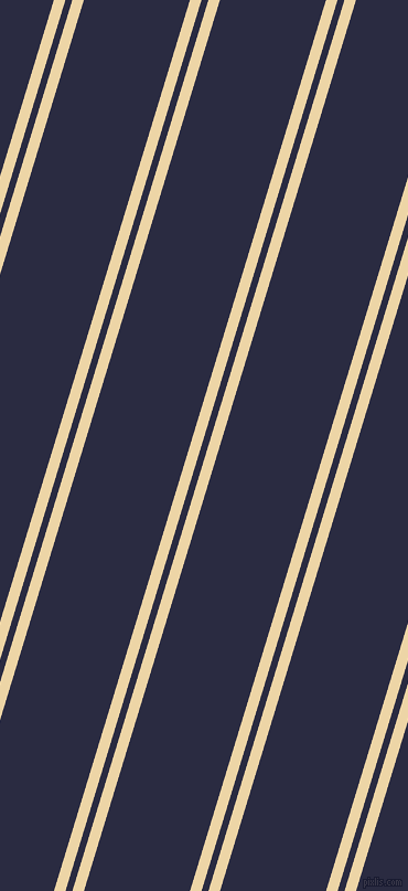73 degree angles dual striped line, 10 pixel line width, 6 and 92 pixels line spacing, Astra and Valhalla dual two line striped seamless tileable