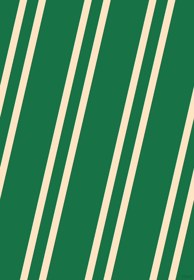77 degree angles dual stripes lines, 23 pixel lines width, 36 and 120 pixels line spacing, Bisque and Dark Spring Green dual two line striped seamless tileable