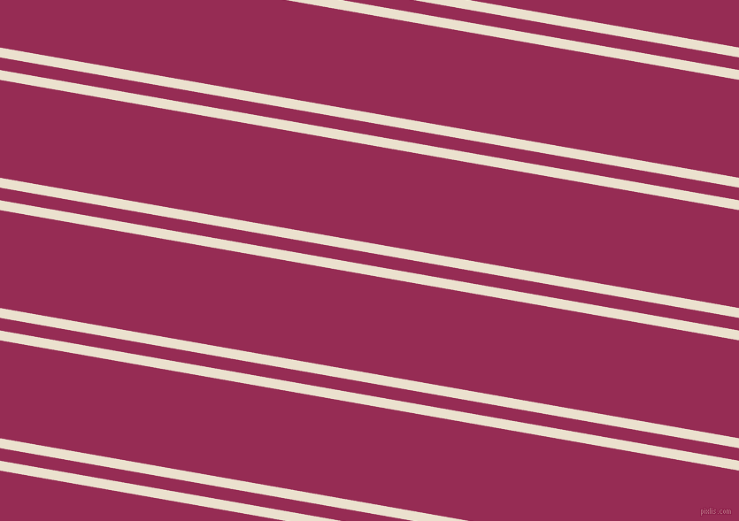 170 degree angle dual stripe line, 11 pixel line width, 14 and 109 pixel line spacing, Bleach White and Lipstick dual two line striped seamless tileable