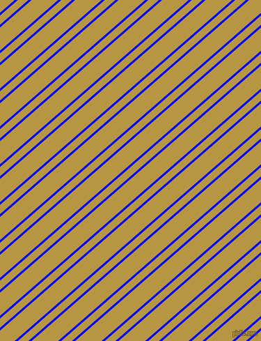 41 degree angle dual striped lines, 3 pixel lines width, 10 and 25 pixel line spacing, Blue and Roti dual two line striped seamless tileable