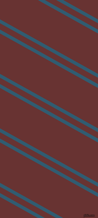 151 degree angles dual striped lines, 11 pixel lines width, 18 and 115 pixels line spacing, Blumine and Persian Plum dual two line striped seamless tileable