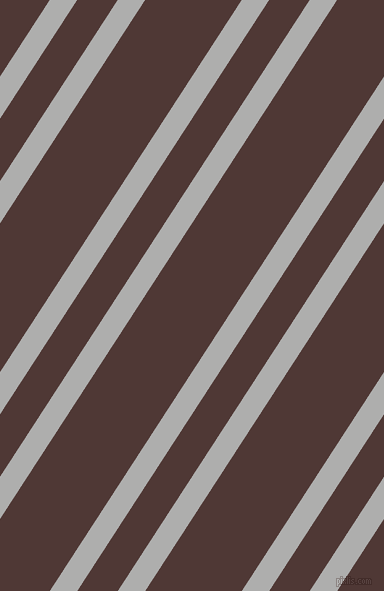 57 degree angles dual striped lines, 23 pixel lines width, 34 and 81 pixels line spacing, Bombay and Cocoa Bean dual two line striped seamless tileable