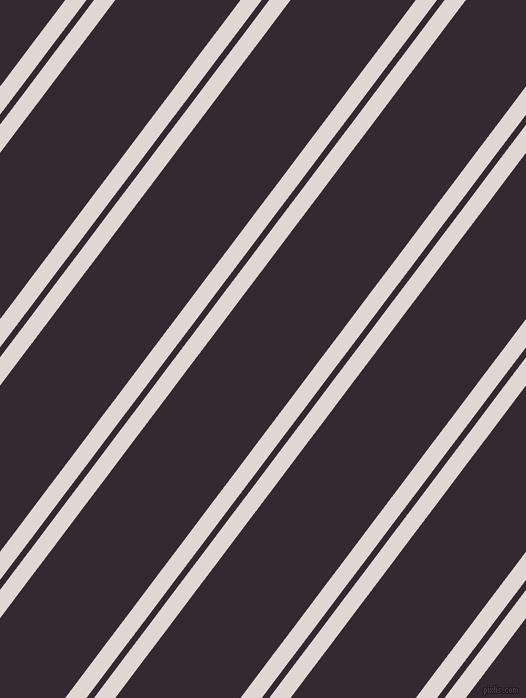 53 degree angle dual striped lines, 17 pixel lines width, 6 and 100 pixel line spacing, Bon Jour and Melanzane dual two line striped seamless tileable