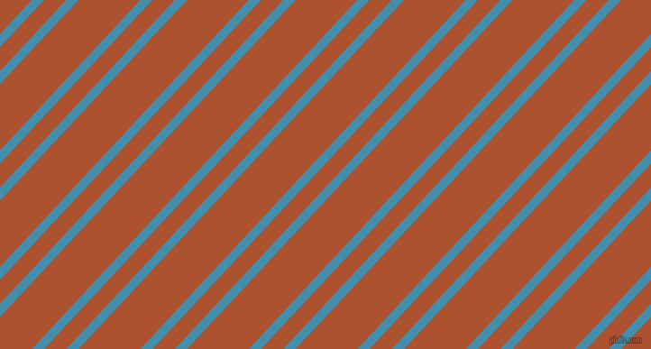47 degree angle dual striped line, 10 pixel line width, 18 and 50 pixel line spacing, Boston Blue and Red Stage dual two line striped seamless tileable