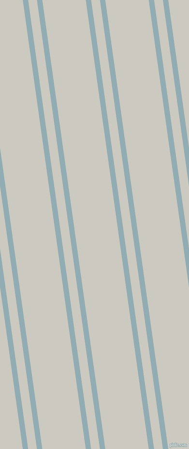 98 degree angles dual striped line, 11 pixel line width, 18 and 89 pixels line spacing, Botticelli and Quill Grey dual two line striped seamless tileable