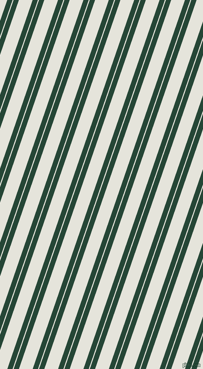 71 degree angles dual stripes lines, 10 pixel lines width, 2 and 26 pixels line spacing, Bottle Green and Black White dual two line striped seamless tileable