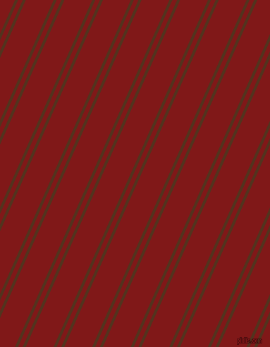 66 degree angle dual stripe line, 4 pixel line width, 6 and 36 pixel line spacing, Brown Bramble and Falu Red dual two line striped seamless tileable