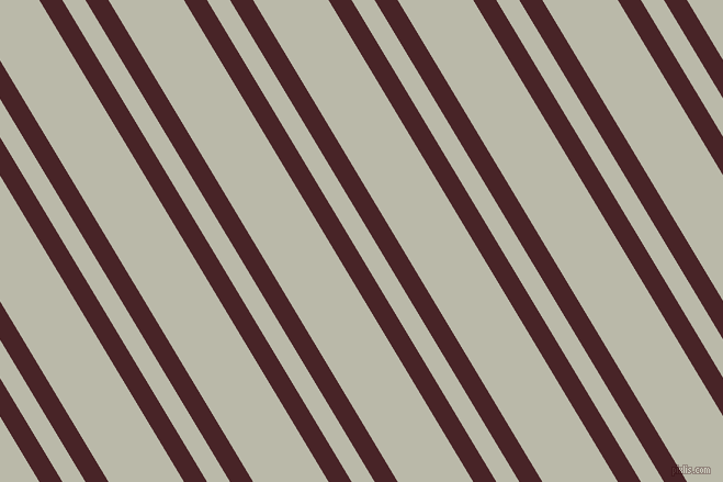 121 degree angle dual stripe lines, 18 pixel lines width, 18 and 59 pixel line spacing, Bulgarian Rose and Mist Grey dual two line striped seamless tileable