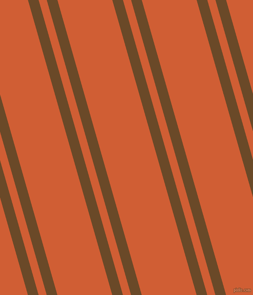 106 degree angle dual stripe line, 21 pixel line width, 16 and 108 pixel line spacing, Cafe Royale and Chilean Fire dual two line striped seamless tileable