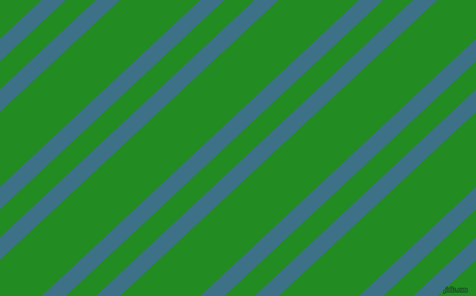 43 degree angles dual stripe lines, 24 pixel lines width, 30 and 80 pixels line spacing, Calypso and Forest Green dual two line striped seamless tileable