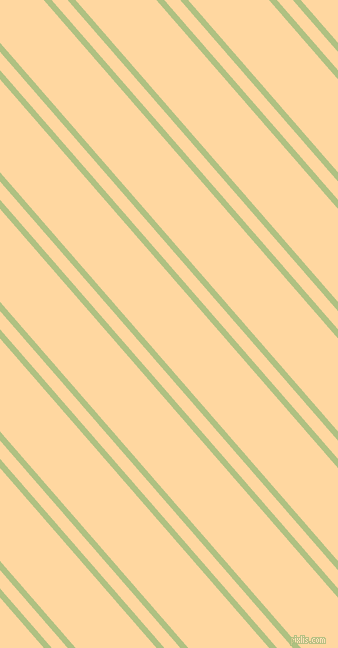 131 degree angle dual striped line, 6 pixel line width, 12 and 61 pixel line spacing, Caper and Frangipani dual two line striped seamless tileable