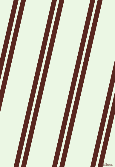 77 degree angle dual stripe lines, 16 pixel lines width, 8 and 85 pixel line spacing, Caput Mortuum and Panache dual two line striped seamless tileable