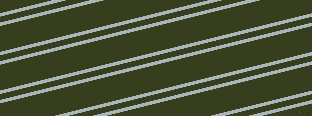 14 degree angles dual striped lines, 12 pixel lines width, 20 and 88 pixels line spacing, Casper and Turtle Green dual two line striped seamless tileable