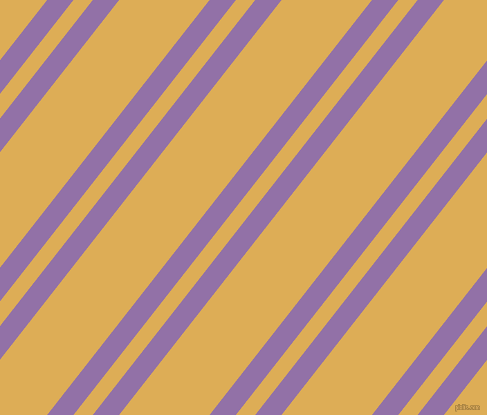 52 degree angles dual stripes line, 30 pixel line width, 22 and 103 pixels line spacing, Ce Soir and Rob Roy dual two line striped seamless tileable