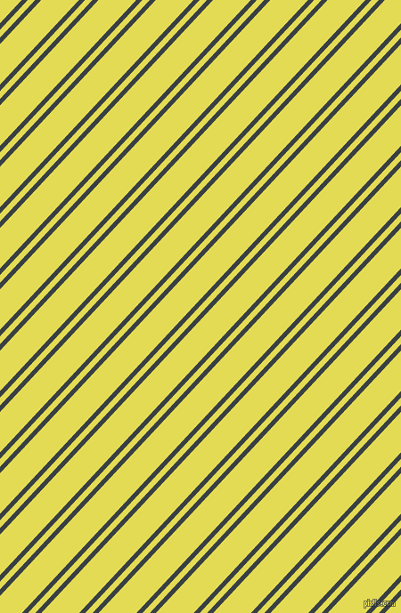 47 degree angles dual stripe lines, 5 pixel lines width, 6 and 31 pixels line spacing, Charade and Manz dual two line striped seamless tileable