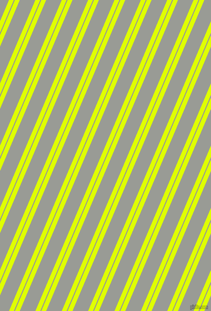 67 degree angle dual stripe line, 9 pixel line width, 2 and 29 pixel line spacing, Chartreuse Yellow and Delta dual two line striped seamless tileable