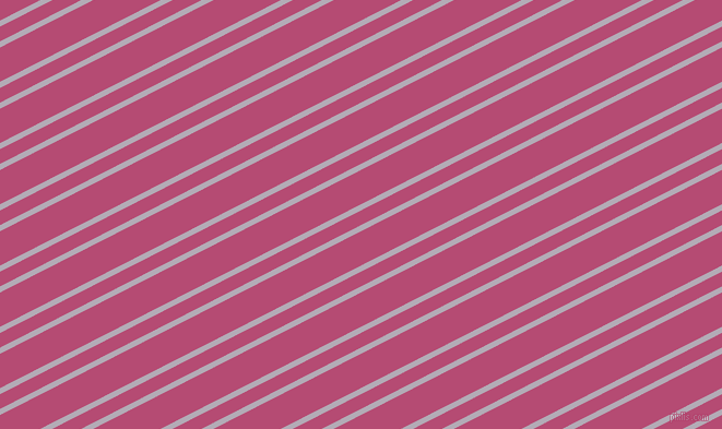 27 degree angles dual striped lines, 5 pixel lines width, 12 and 28 pixels line spacing, Chatelle and Royal Heath dual two line striped seamless tileable