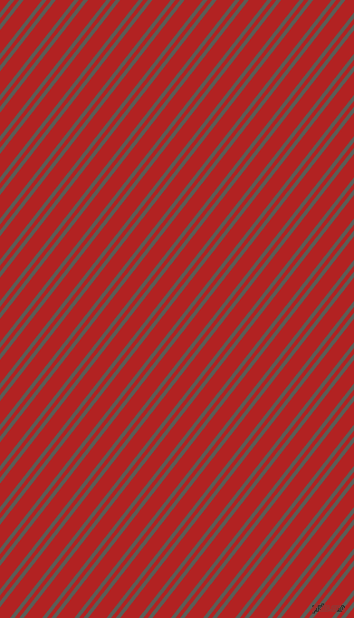 52 degree angle dual striped lines, 4 pixel lines width, 4 and 16 pixel line spacing, Chicago and Fire Brick dual two line striped seamless tileable