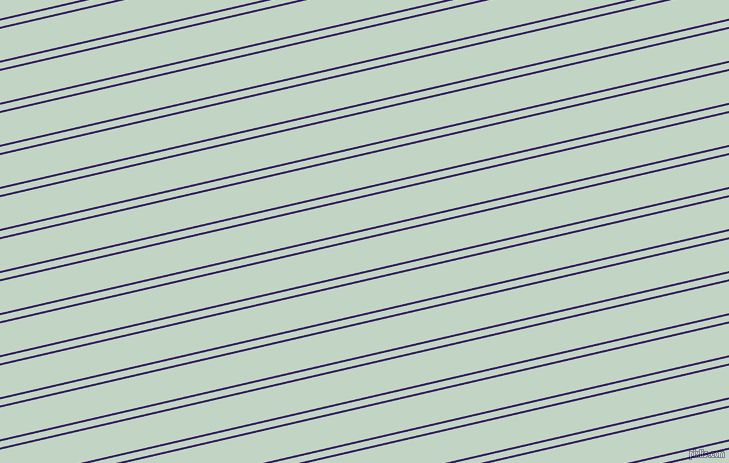 13 degree angles dual stripes line, 2 pixel line width, 6 and 31 pixels line spacing, Christalle and Sea Mist dual two line striped seamless tileable