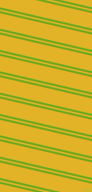 167 degree angles dual striped line, 8 pixel line width, 6 and 57 pixels line spacing, Christi and Gold Tips dual two line striped seamless tileable