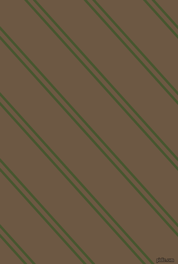 132 degree angles dual striped line, 5 pixel line width, 8 and 72 pixels line spacing, Clover and Tobacco Brown dual two line striped seamless tileable